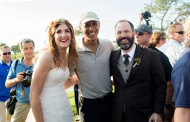 Hey, Look Who's Here: Obama Drops In On Torrey Pines Wedding