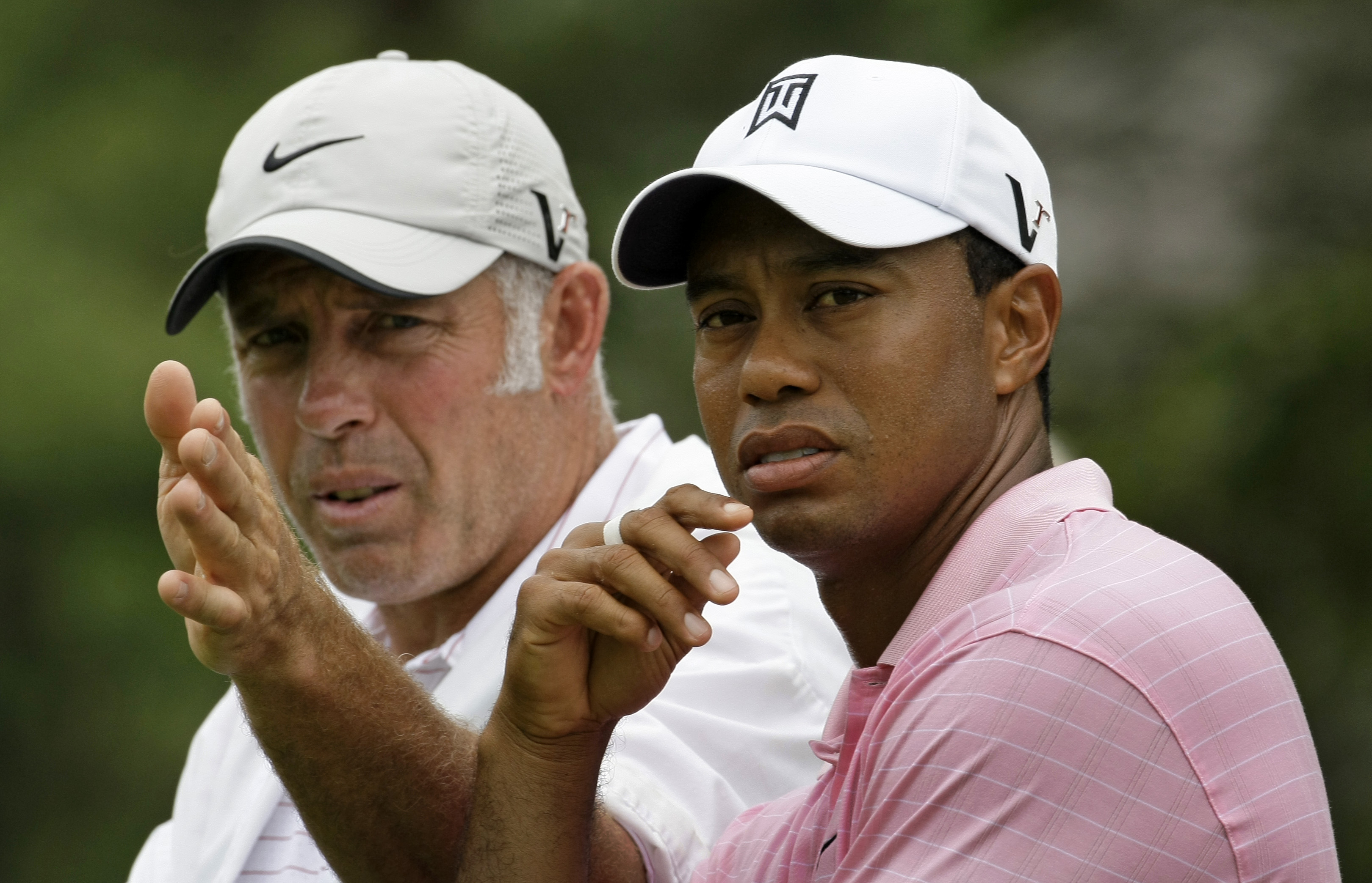 Steve Williams' Tiger Woods