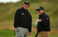 Phil Mickelson Parts Ways With Butch Harmon