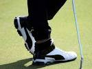 Rickie Fowler Goes Radical With High-Tops And Jogging Pants