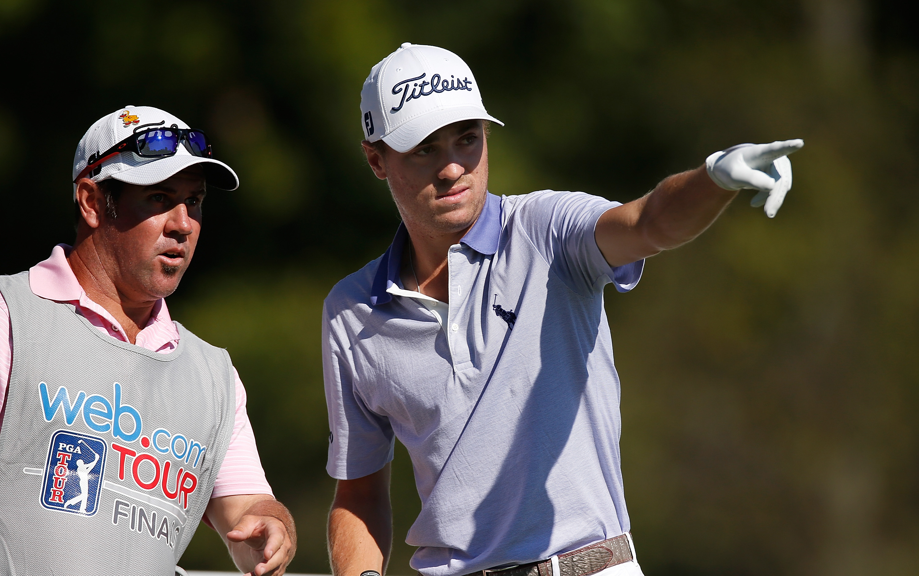 Major Snub: Ryder Cup Gathering Left Justin Thomas Out In ...