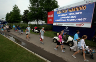 Rain, Brian Stuard Rule Day One In New Orleans