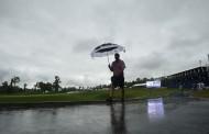 Rains Pounds Zurich Classic, Forces Monday Finish