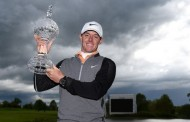Irish Eyes Are Smilin':  Rory Wins A Coveted Title