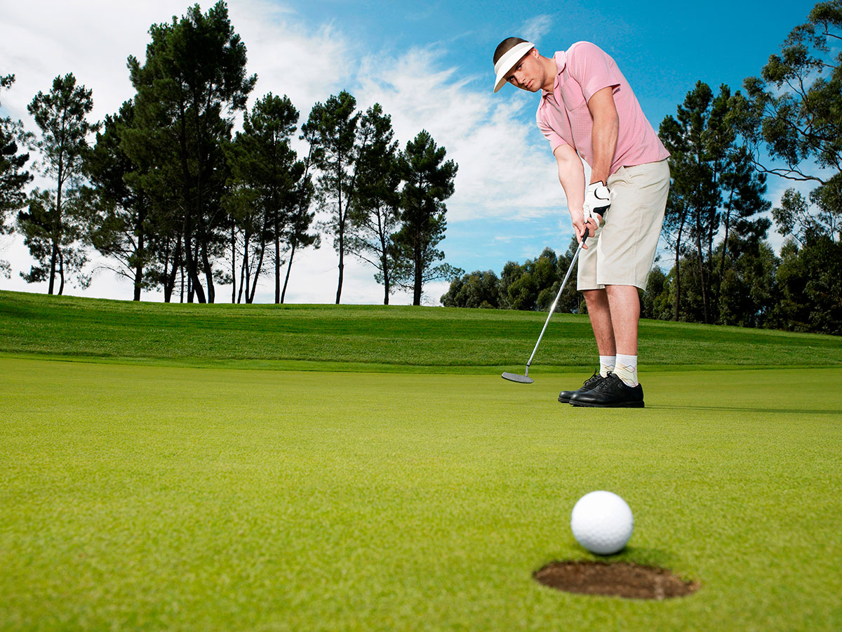Home tips amp tutorials judging the speed of a putt