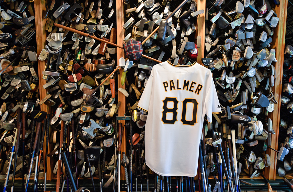 Arnold Palmer's Workshop Is One Of Golf's True Cathedrals