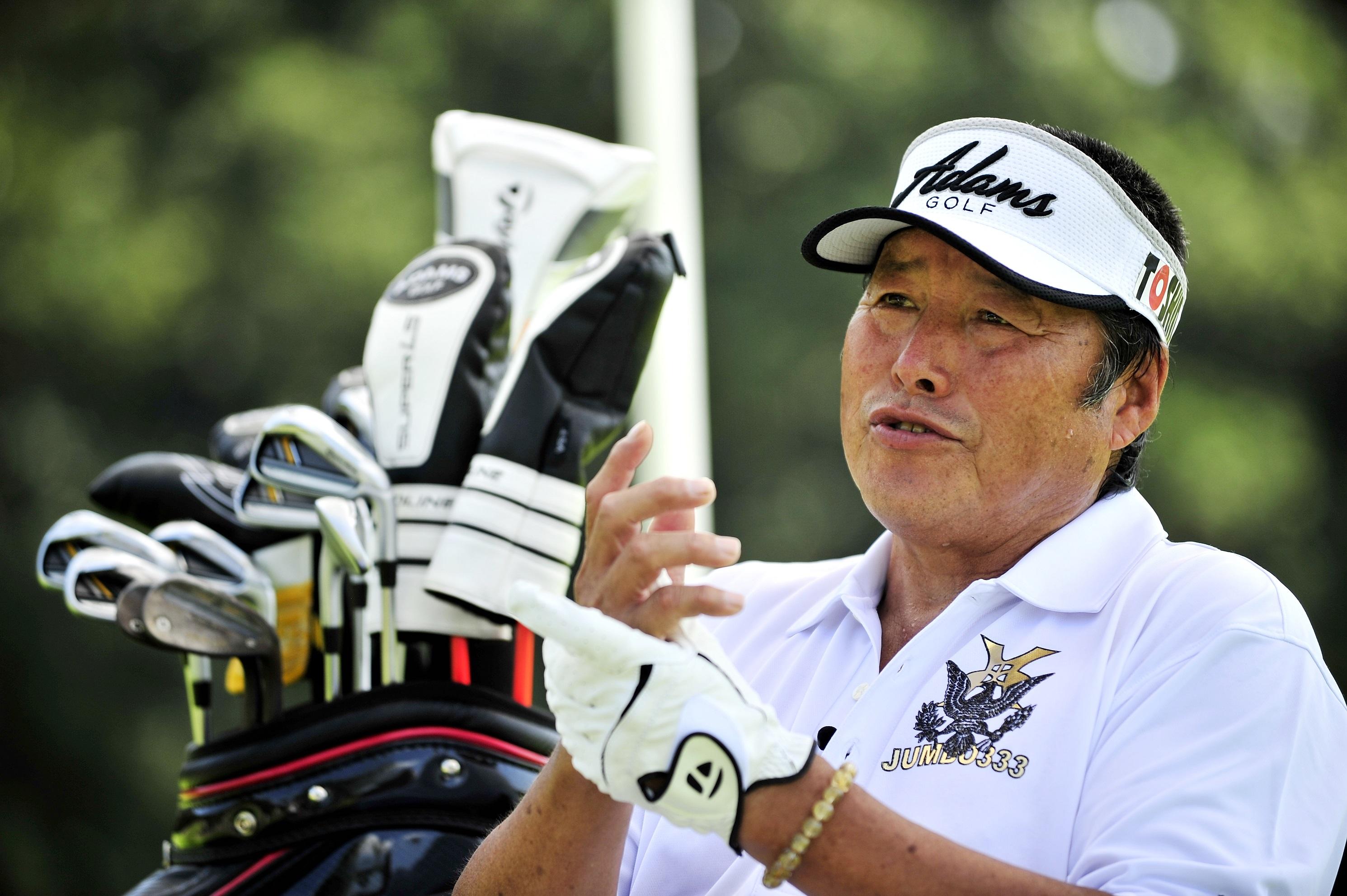 "Hideki Matsuyama Is Trying To Fill Some ""Jumbo"" Shoes ..."