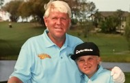 Hello World!   John Daly Jr. Steals The Show At Father-Son