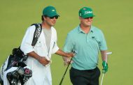 Masters 2017 Day One:  No Hassle For 'The Hoff'