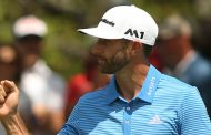 Dustin Johnson Looked Infallible For At Least Nine Holes