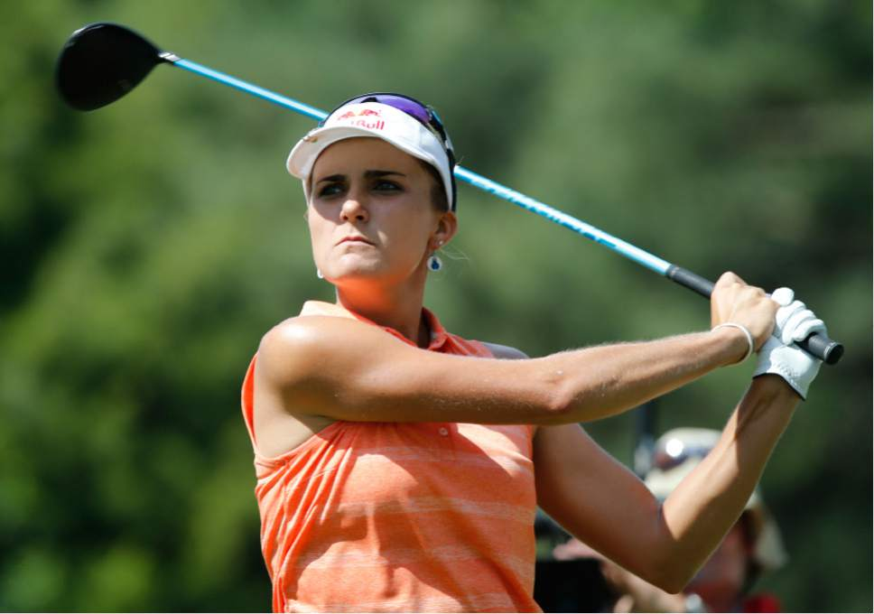 Lexi Thompson Hands Out Long-Ball Justice At Kingsmill