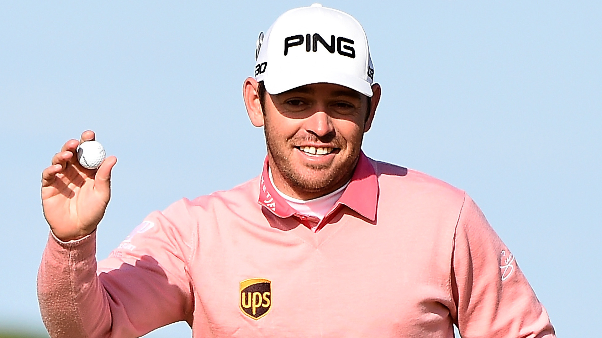 Louie Oosthuizen Shows What 'Brown' Can Do At The Players