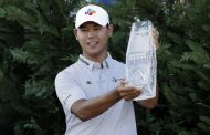 Si Woo Kim Withdraws From Byron Nelson