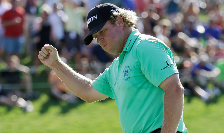 McGirt, Hughes Crash The Party At The Players