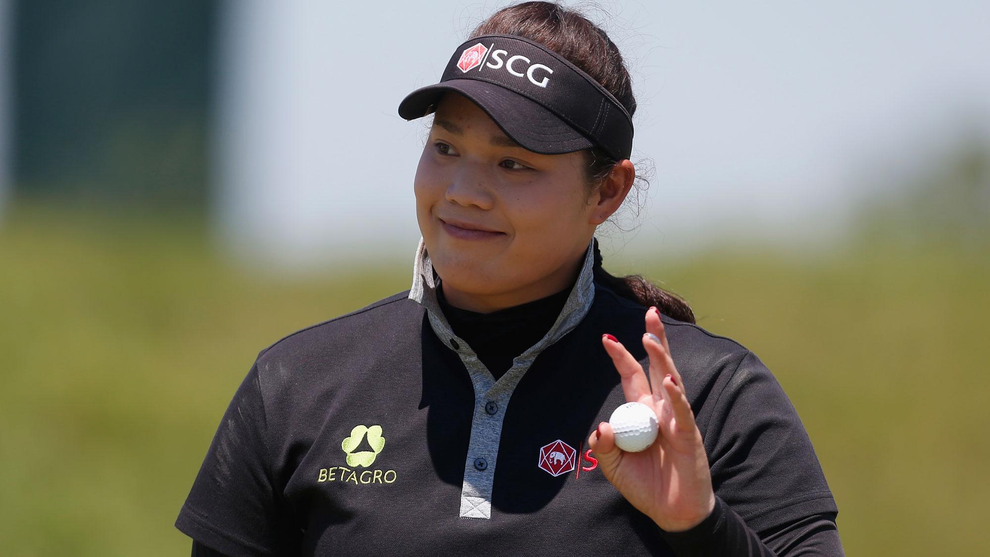 Ariya Jutanugarn Is New World's No. 1
