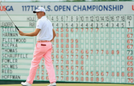 Justin Thomas (63) Pushes Johnny Miller Off The U.S. Open Pedestal