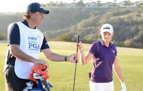 Phil Mickelson Set To Go In Phil Vs. The Girls LPGA Challenge