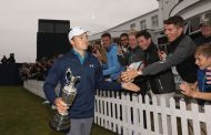 Jordan Spieth Teetered On The Brink Then The Magic Took Over
