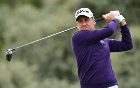 Ian Poulter Plays His Way Into Contention