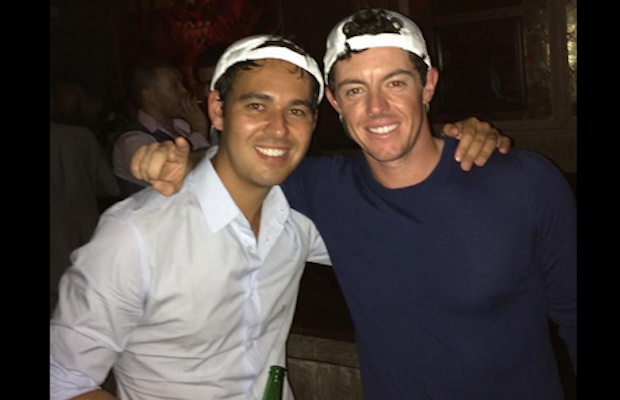 Rory McIlroy Turning To Buddy Harry Diamond As Fill-In Caddie?