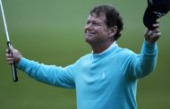 Tom Watson Shoots His Age, Langer Dominates At Senior Open
