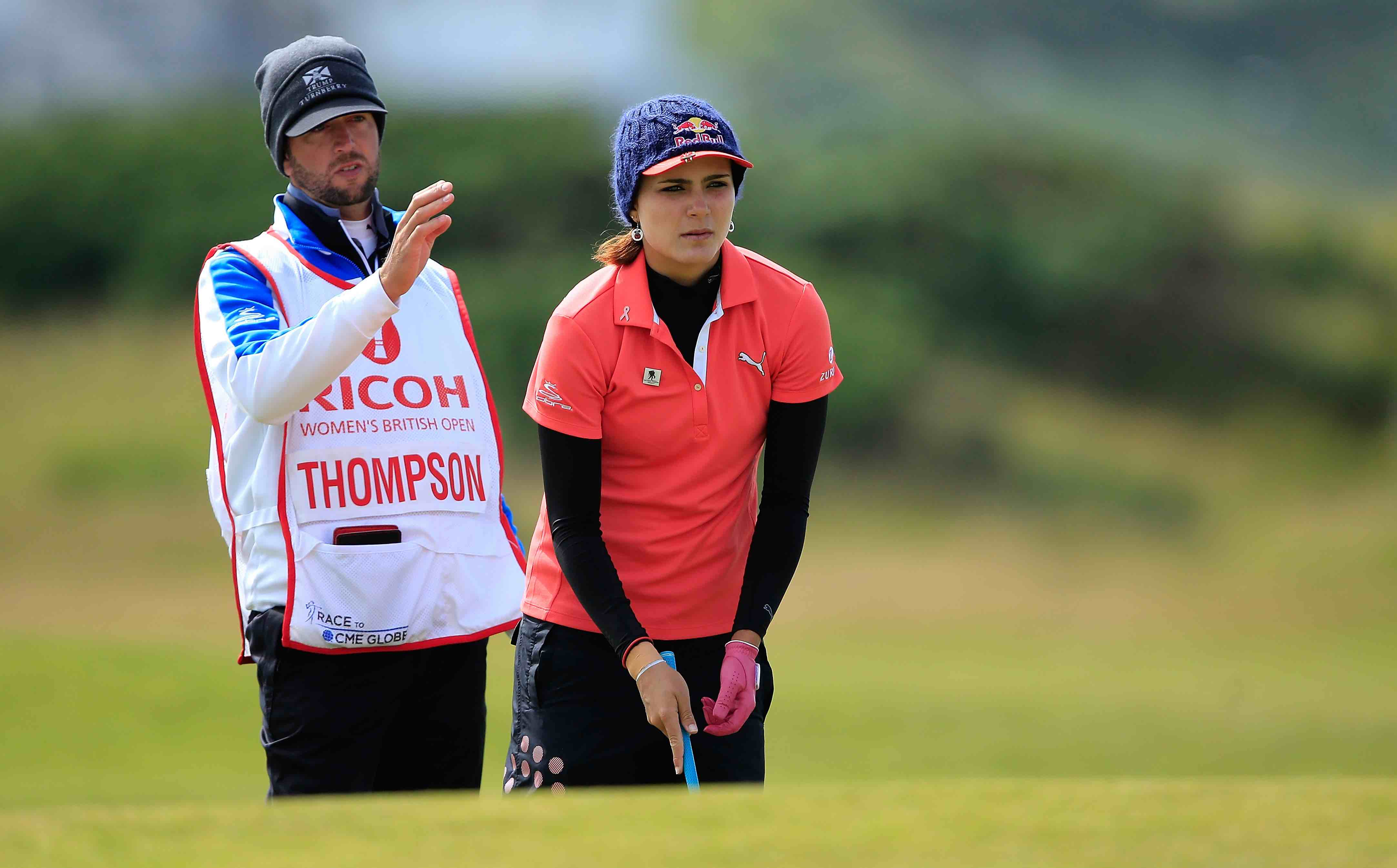 Lexi Thompson Fails To Launch On Moving Day At British