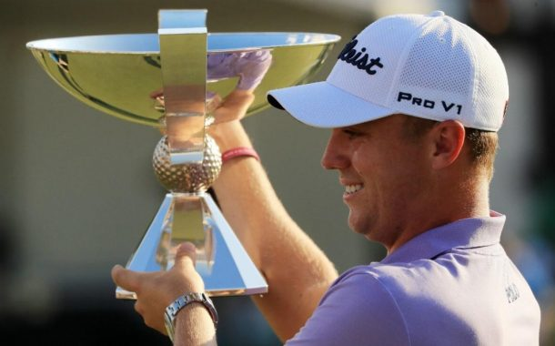 Justin Thomas:  Dream Season For Player Of The Year