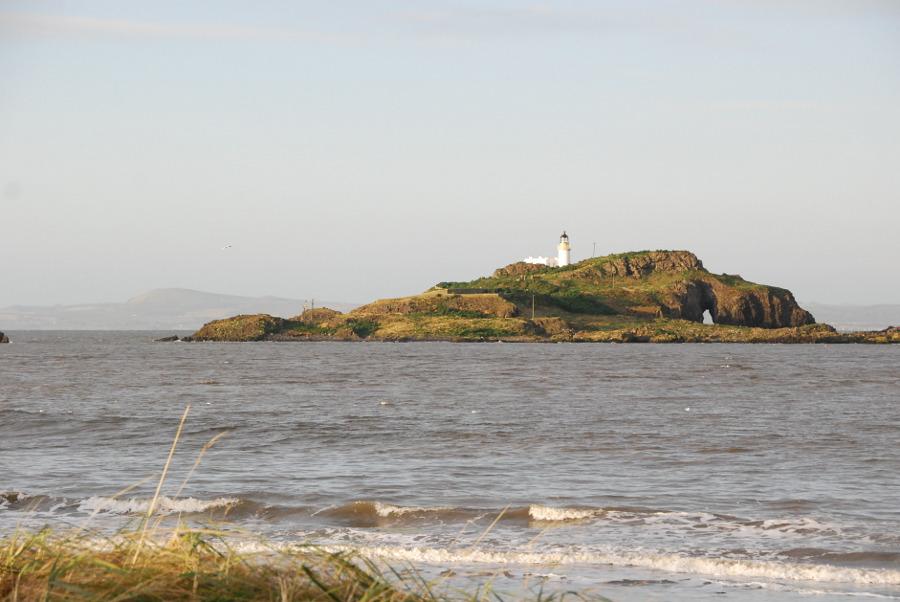 North Berwick, Isle Of Fidra And A Millionaire Caddie