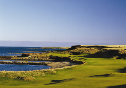 Kingsbarns -- Spectacular Links On Steroids