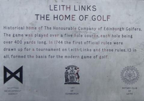 The Forgotten Gentlemen Of Leith