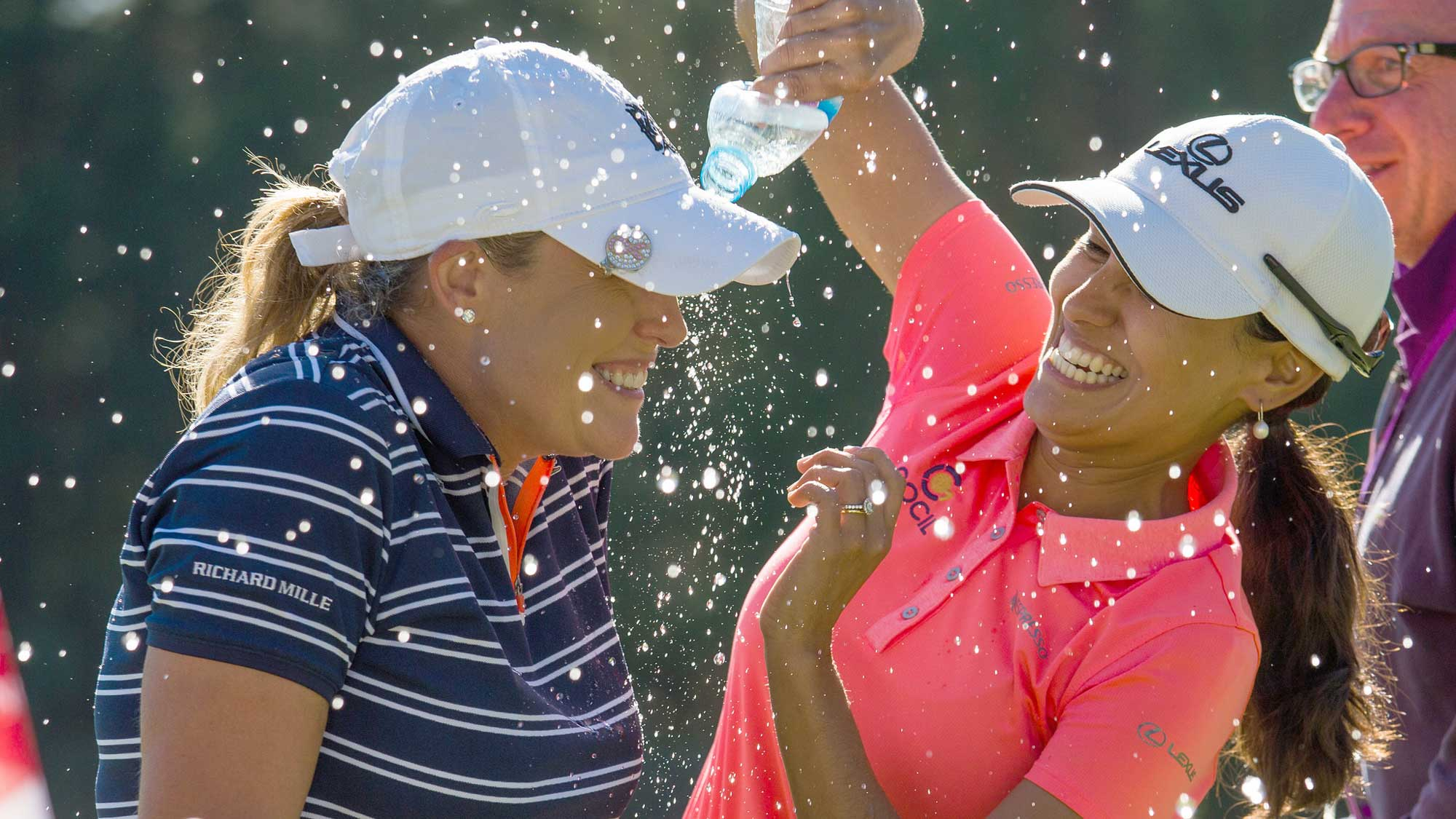 Cristie Kerr Takes The Cancer Battle To France