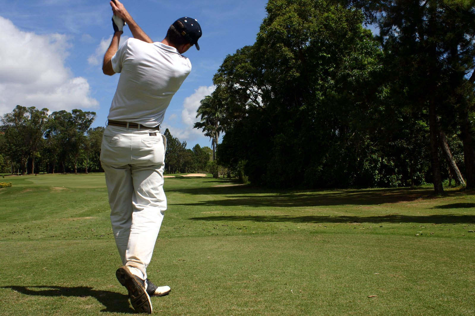 Eliminate Distractions on the Golf Course