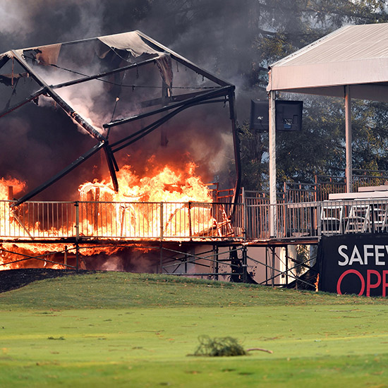 PGA Tour Needs To Step Up Big For Napa Fire Victims