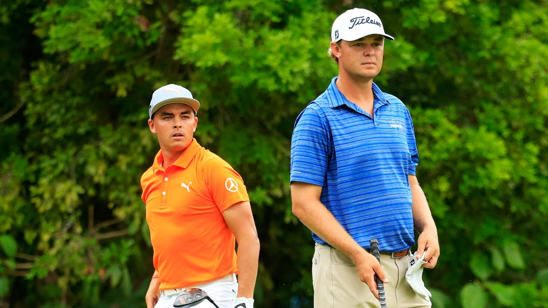 Rickie Makes A Run But Patton Prevailed In Mexico