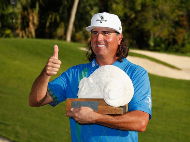 Pat Perez Back Where The Mayakoba Magic Began
