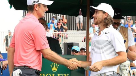 Rahm And Fleetwood Cash In On Rose's Back Nine Collapse