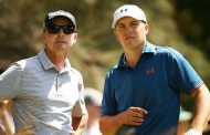 Jordan Spieth Heads Down-Under With His Coach On The Bag