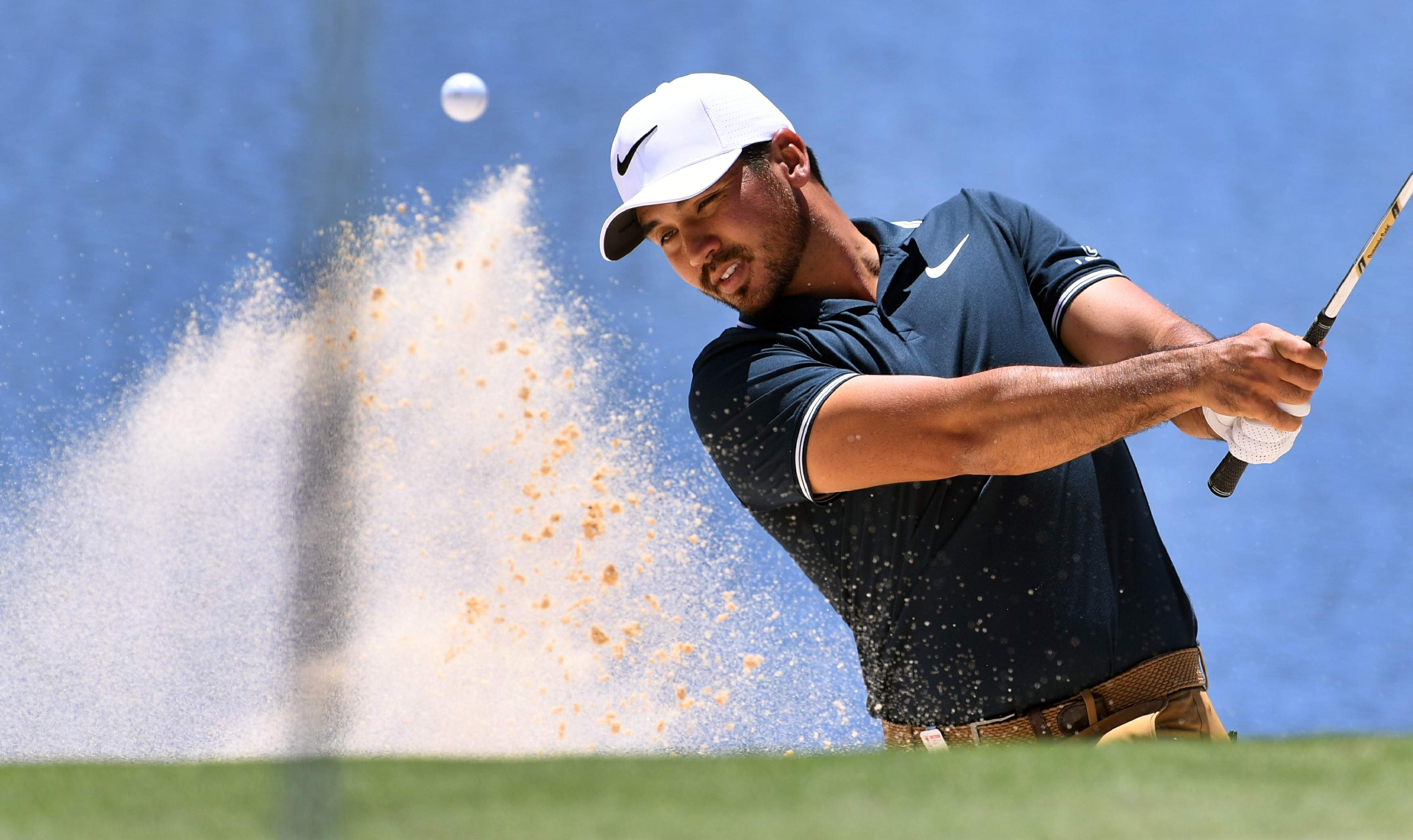 Jason Day's Mouth Writing Checks His Game Can't Cash?