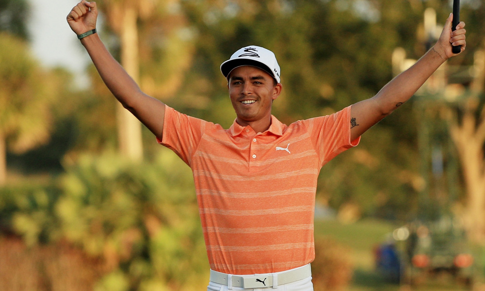 Rickie Fowler Shows Up To Save The Ratings In Mexico