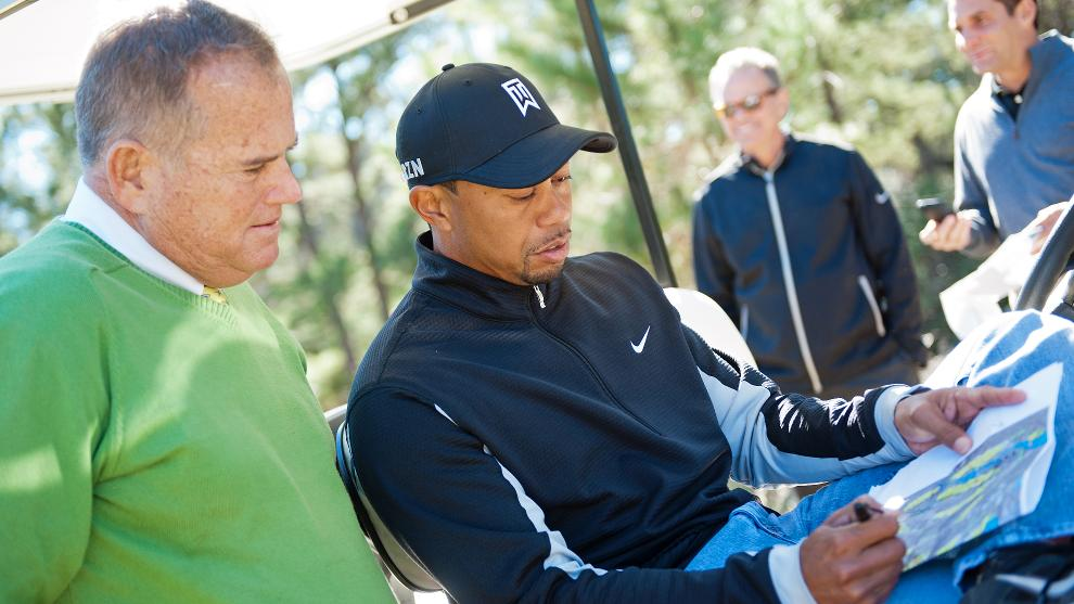 Tiger Woods Opens Oasis Project In Cabo