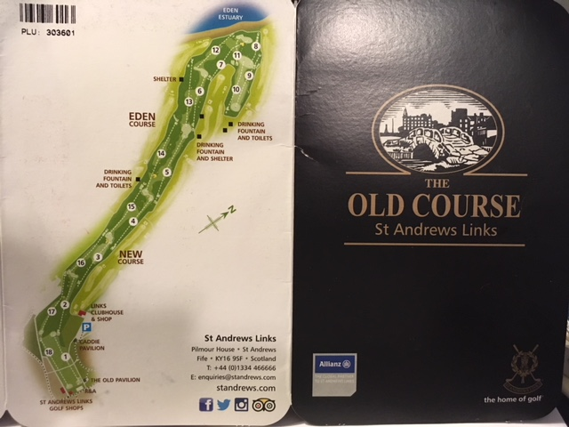 The Old Course:  The Greatest Gift In Golf