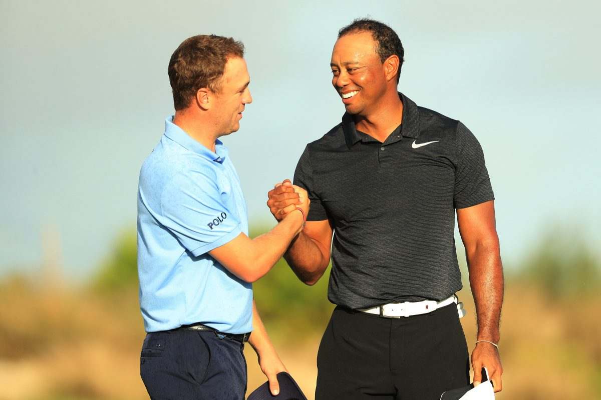 Tiger Woods Love-Fest Concludes -- So Now What?