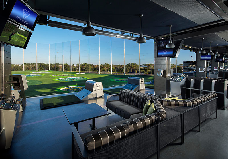 Top Golf:  Is It The Future Of Golf In America?