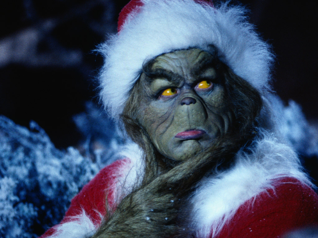 Tiger Woods Plays The Grinch For Chris Como