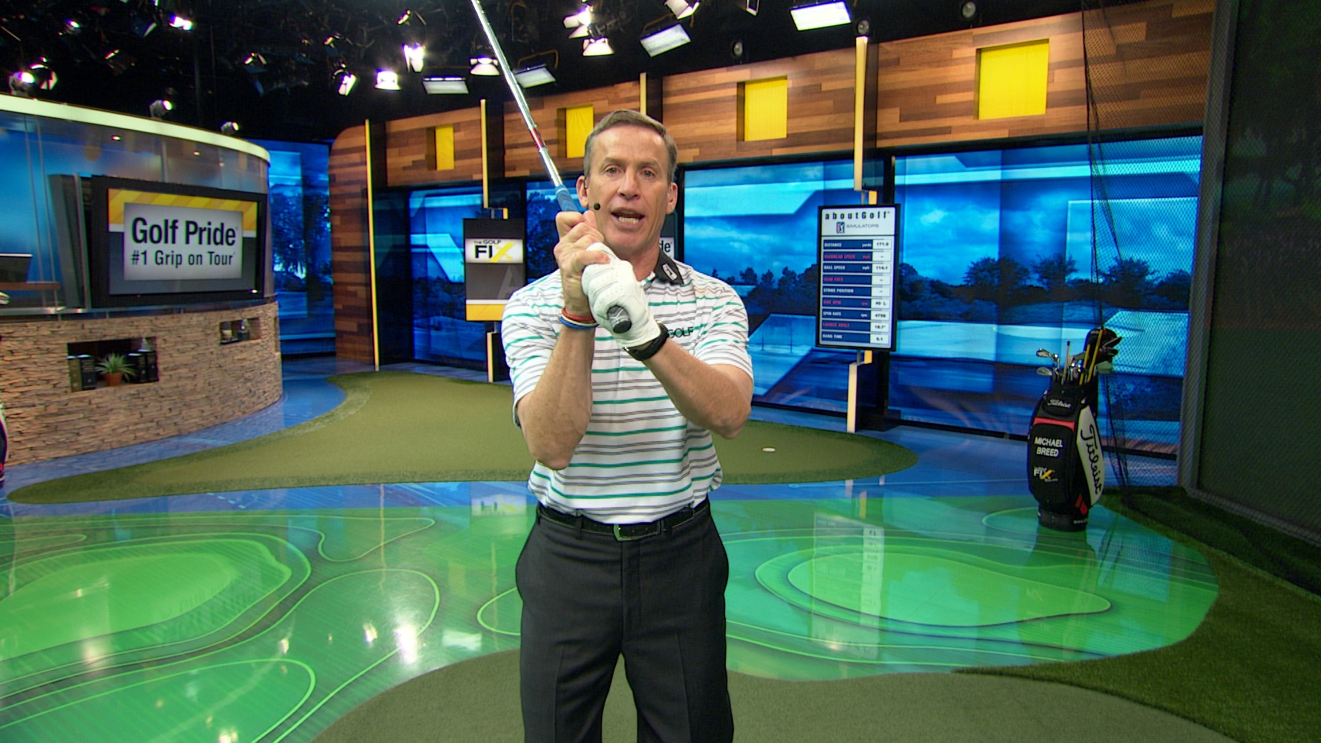 Michael Breed Exits The Golf Channel -- We're Gonna Miss Him