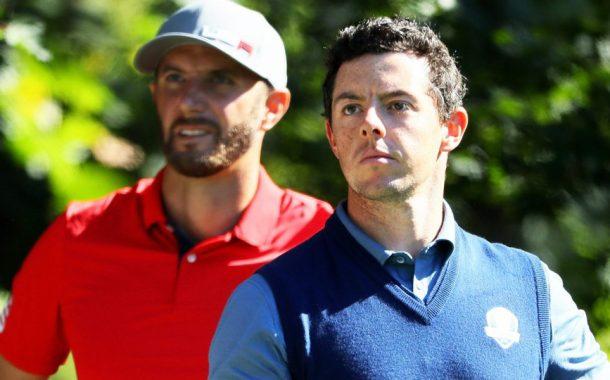 Rory McIlroy vs. D.J. vs. Rose vs. Fleetwood:  HSBC Is Must-See Golf