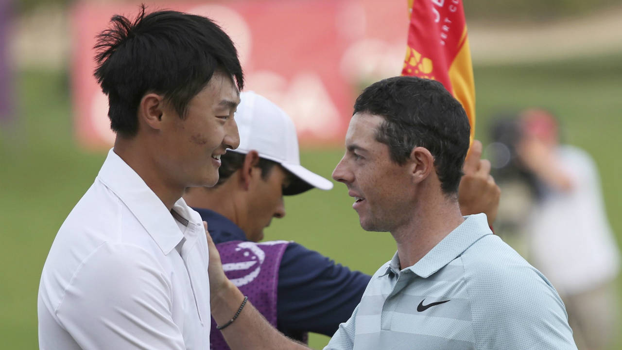 Rory McIlroy Can't Close The Deal In Dubai