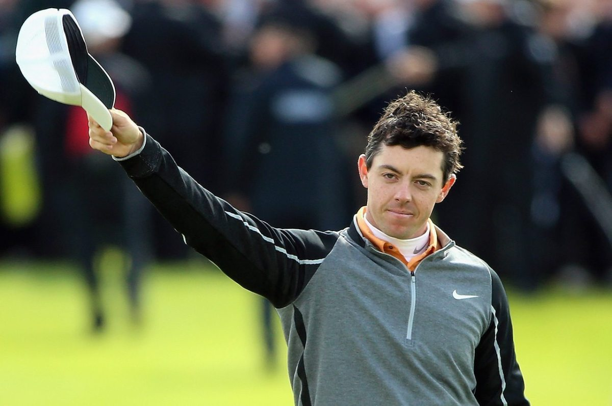 Rory McIlroy Gets To The 'Heart' Of The Matter -- He's Okay