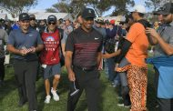 Tiger Woods Was Super  --  Except For The Devil Ball