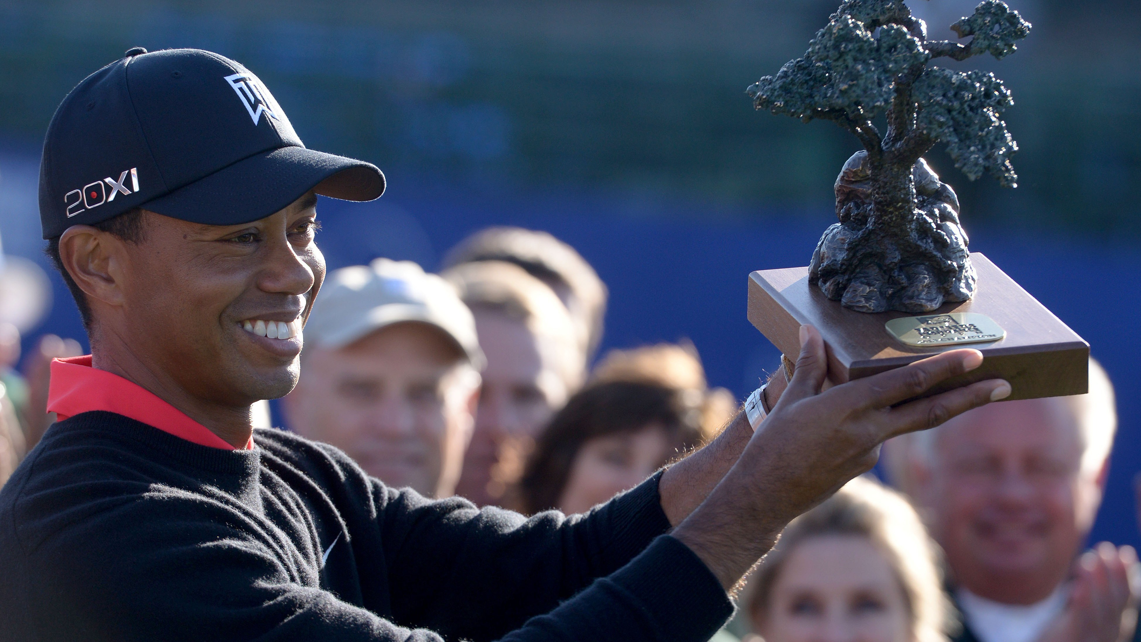 Tiger Woods:  We'll See Him In Three Weeks